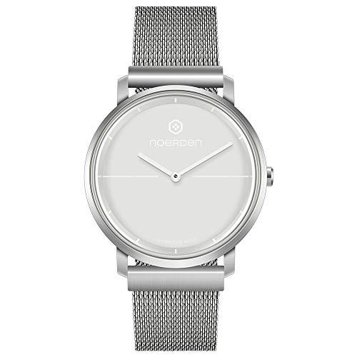 [ノエルデン] NOERDEN LIFE2+ 腕時計 ハイブリッドスマートウオッチ 睡眠 活動量計 ミュージックコントロー...