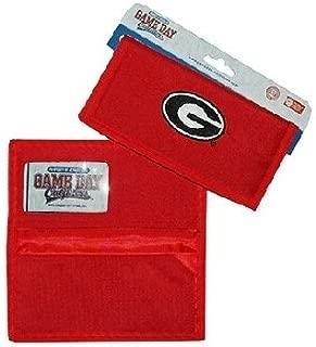 NCAA Georgia Bulldogs Ladies Checkbook Holder
