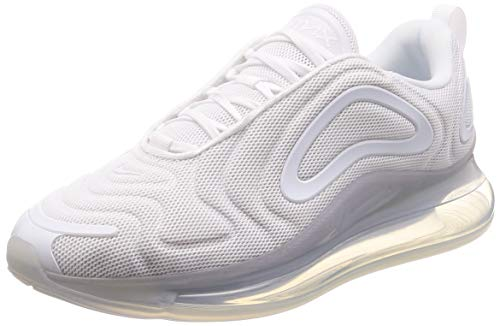 Nike Herren Air Max 720 Sneaker, Weiß (White Ao2924-100), 43 EU