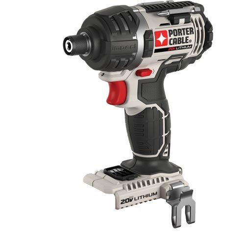 PORTER-CABLE 20V MAX Cordless Impact Driver, Tool Only (PCC640B)