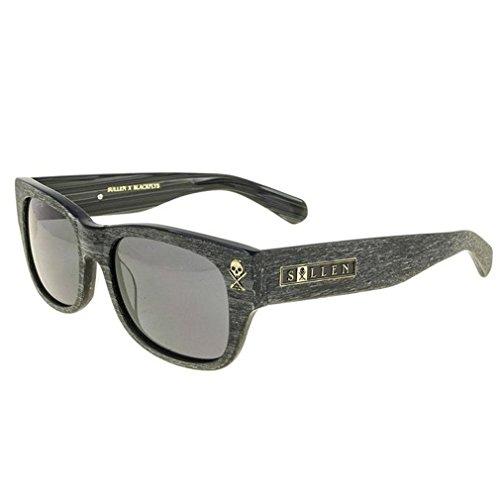 Sullen Clothing & Black Flys Sonnenbrille - Next Chapter Grau