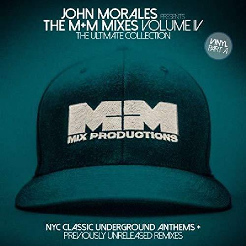 The M+M Mixes Vol.4 Part. A