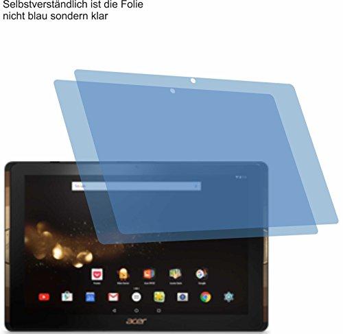 4ProTec I 2X ANTIREFLEX matt Schutzfolie für Acer Iconia Tab 10 A3-A40 Bildschirmschutzfolie Displayschutzfolie Schutzhülle Bildschirmschutz Bildschirmfolie Folie