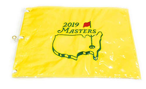Masters Golf Flag 2019 Flag Embroidered Pin Flag from Augusta National Golf Course