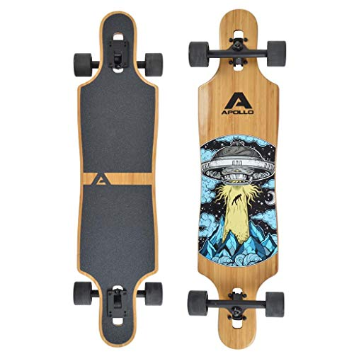 "38"" Longboard for Professionals"