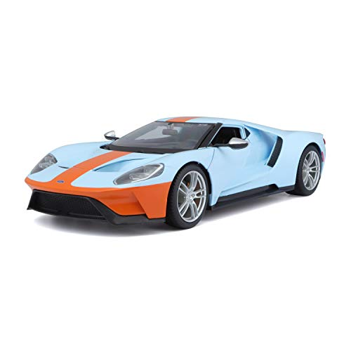 Maisto 31384 - Modellino Die Cast Ford Gt, Colori Assortiti
