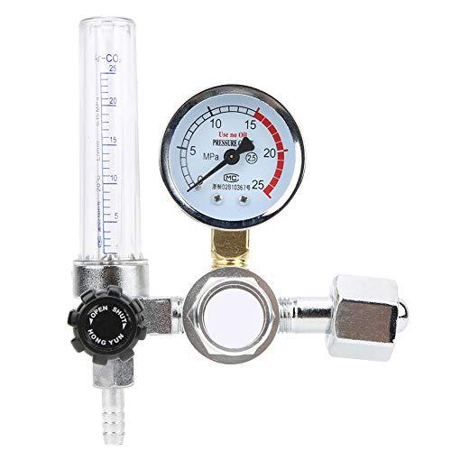 Manómetro de soldadura, medidor de flujo de argón CO2 Mig Tig, regulador de presión, piezas de soldador, manómetros industriales