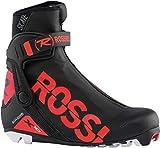 Rossignol X-10 Skate XC Ski Boots Mens Sz 44