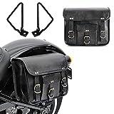 Bolsas alforjas SVS + Soportes para Moto Guzzi V7 II Stone/Stornello