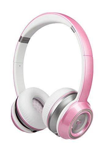Monster NTune On-Ear Headphones, Pink