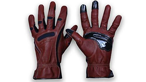 Bionic GDTNML ToughPro NaturalFit Large Gardening Glove, Brown