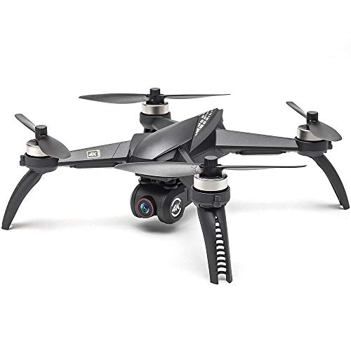 SZYM Drones with 4K UHD Camera, FPV UHD Live Video Real Time Transmission Drone,Brushless Motor RC Foldable Quadcopter for Kids,Adults and Beginners