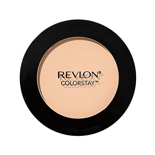 Revlon ColorStay Pressed Powder, Longwearing Oil Free, Fragrance Free, Noncomedogenic Face Makeup, Light/Medium (830)