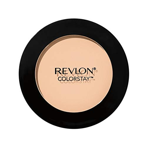 Revlon ColorStay Pressed Powder, Longwearing Oil Free, Fragrance Free,...