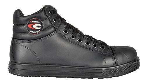 Cofra 35031-003.W40 Chaussures de sécurité FLAGRANT S3 SRC Taille 40 Noir