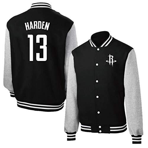 MFsports Houston Rockets James Harden Hombre Chaqueta
