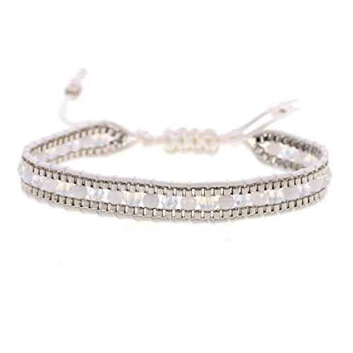 GUOZHIJUN Bohemia Handgemaakte Kristallen Kralen Met Ketting Armbanden Bedel Armbanden Voor Vrouwen Sieraden