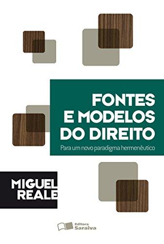 FONTES E MODELOS DO DIREITO