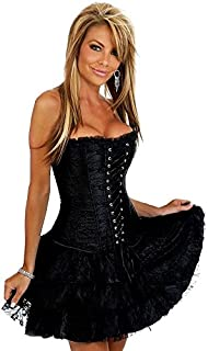Daisy corsets Women's Lace Corset Dress