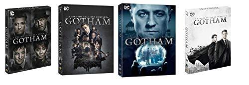 Gotham - Stagioni 1 - 4 Cofanetti Singoli (23 DVD) - ITALIANI ORIGINALI SIGILLATI