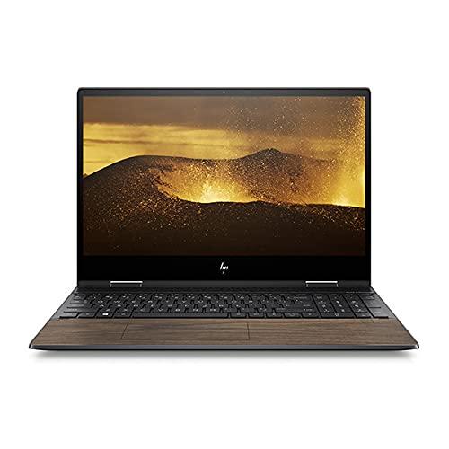 HP(エイチピー) 15.6型ノートパソコン HP ENVY x360 15-dr1013TU ナイトフォールブラック & ナチュラルウォールナット(i7/16GB/512GB/Optane) 8WE01PA-AAAA