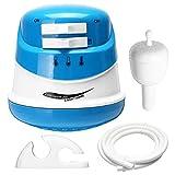 KUNSE 5400W 110/220V Ducha Eléctrica Kits De Baño Calentador Agua Caliente Al Instante La Cabeza-110V
