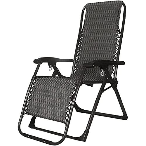 DREAMDEER Cojín de la Cubierta de la Tumbona al Aire Libre de la Malla del paño del Recambio del sillón reclinable Plegable de la Silla de la Gravedad - Rombo del Diamante