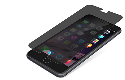 ZAGG InvisibleShield Case Friendly Privacy Glass and Screen Protector for iPhone 6 Plus   iPhone 6S Plus