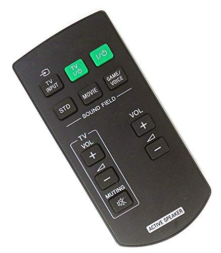 Universal Replacement Active Speaker Remote Control Fit for RM-ANU102 for Sony SA-32SE1 SA-40SE1 SA-46SE1