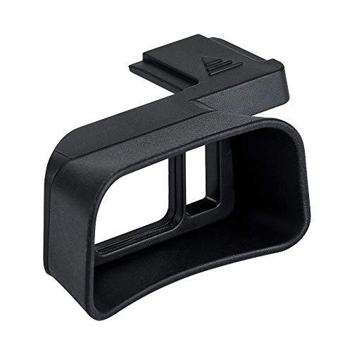 PROfezzion Oculare in Silicone Morbido per Fotocamera Digitale Fujifilm X-E3 Mirrorless (Installato e Protetto con Fotocamera Hot Shoe)