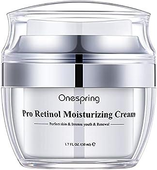 Onespring Pro Retinol Moisturizing Cream