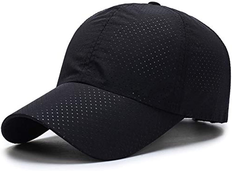 AAMOUSE Baseball Cap Solid Summer Baseball Cap Men Snapback Women Quick Dry Mesh Cap Breathable Sun Hat Bone Masculino Trucker Cap