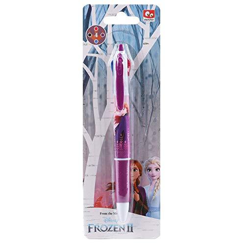 Disney Frozen 2 4 en 1 bolígrafo de color
