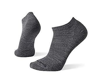 Smartwool Chaussettes athlétiques Homme, Gris Moyen, Medium (Men's 6-8.5, Women's Shoe 7-9.5)