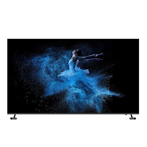 Smart TV De Red 4K WiFi, Televisor LCD Sin Bordes con Amplio Ángulo De Visión, HDR Ecológico Completo Calidad De Imagen De Ultra Alta Definición + Estabilización De Imagen En Movimiento MEMC