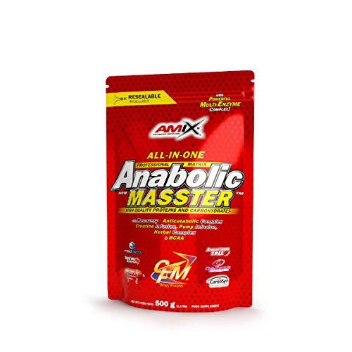 AMIX Anabolic Masster - 500 gr Fresa
