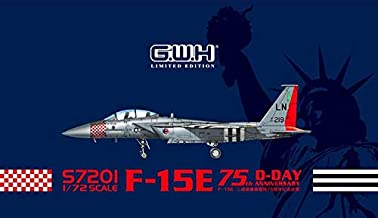 Great Wall Hobby 1/72 F-15E 75th D-Day Anniversary S7201