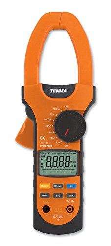 TENMA 72-9485 DIGITAL MULTIMETER, CLAMP