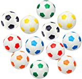 Akusety 12Pcs Mini Sports Stress Balls Soccer...