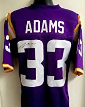 Jamal Adams New York Jets Lsu Tigers Autographed Signed Jersey (Size XL) JSA COA