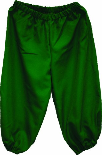 Alexanders Costumes Knickers, Green, Large