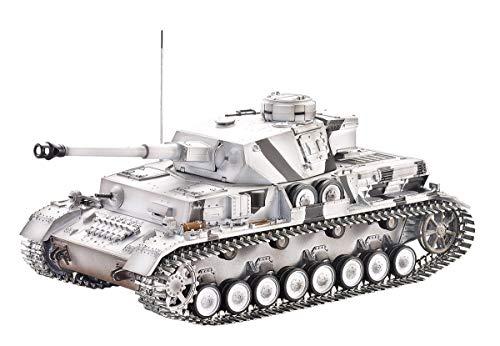 Taigen Metal Edition 2.4Ghz 1/16 1/16 German Panzer IV Ausf G RC Airsoft Battle Tank RTR