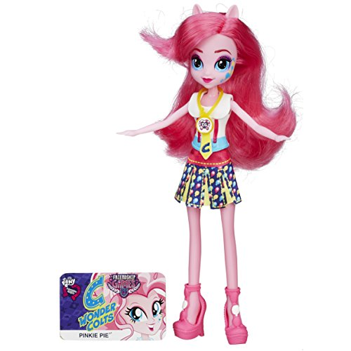 My Little Pony, Equestria Girl, Friendship Games, Pinkie Pie Doll by My Little Pony Equestria Girls