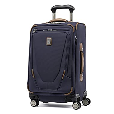 Travelpro Crew 11 21  Expandable Spinner Carry-on Suiter with USB port