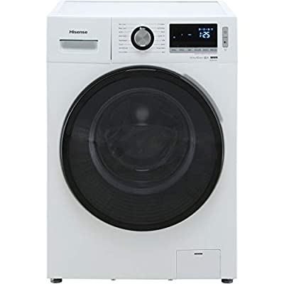 Hisense WFBL9014V 9kg 1400rpm Freestanding Washing Machine - White
