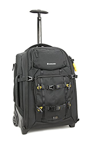 Vanguard ALTA Fly 49T Quick Access Rolling Case - Black