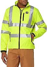Caterpillar Hi-Vis Softshell Jacket, Hi-Vis Yellow, X-Large