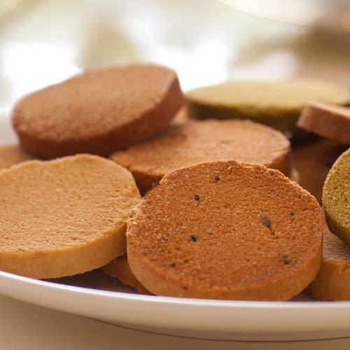 超低糖質!砂糖・小麦粉ゼロ♪かたさMAX!ホオリイの豆乳おから100%クッキー マンナン入り