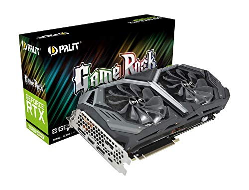 Palit GeForce RTX 2080 SUPER 8 GB GameRock Video Card