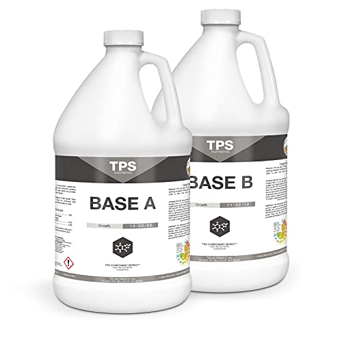 TPS Base A+B Two Part Set Complete Plant Growing Nutrient Formula for All...